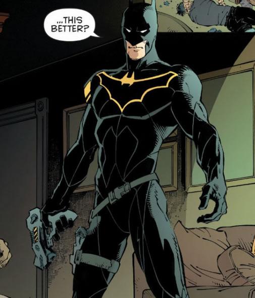 James Gordon - Secondary Batsuit