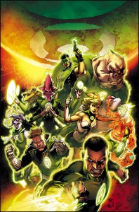 GREEN LANTERN CORPS EDGE OF OBLIVION #1  (Ivan Reis and Joe Prado variant)