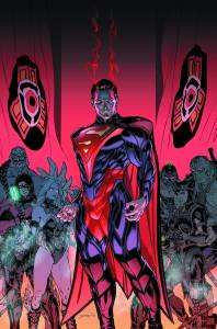 INJUSTICE GODS AMONG US YEAR FIVE #1 $2.99