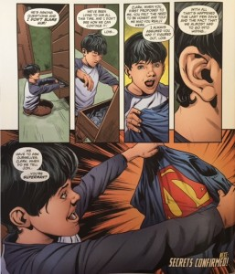 Superman Lois and Clark 4 Daddy is Superman