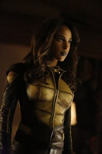 "Arrow -- ""Taken"" -- Image AR415A_0101.jpg -- Pictured: Megalyn E.K. as Vixen -- Photo: Bettina Strauss/ The CW -- © 2016 The CW Network, LLC. All Rights Reserved."