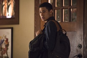"""The Flash -- """"King Shark"""" -- Image FLA215a_0166b -- Pictured: Keiynan Lonsdale as Wally West -- Photo: Cate Cameron/The CW -- © 2016 The CW Network, LLC. All rights reserved."""