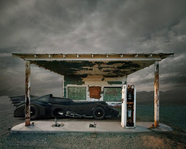 """Bat Station"" with Ed Freeman"