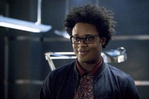 "Arrow -- ""Unchained"" -- Image AR412B_0065b.jpg -- Pictured: Echo Kellum as Curtis Holt -- Photo: Liane Hentscher/ The CW -- © 2016 The CW Network, LLC. All Rights Reserved."