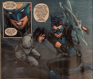 Batman and Robin Eternal 26 Harper and Cass