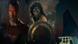 Epic Batman v Superman Trailer DC Comics News