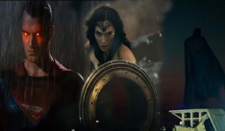 Epic Batman v Superman Trailer DC Comics News
