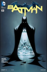 Batman 51 cover