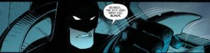 Batman 51 City is dark