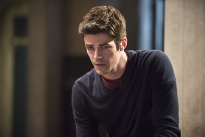 "The Flash -- ""Versus Zoom"" -- Image: FLA218A_0161b.jpg -- Pictured: Grant Gustin as Barry Allen -- Photo: Cate Cameron/The CW -- © 2016 The CW Network, LLC. All rights reserved."