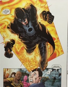 Grayson 18 Midnighter
