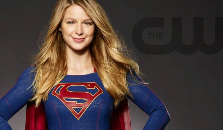 Supergirl CW Banner
