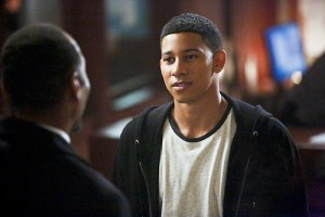 "The Flash -- ""Rupture"" -- Image: FLA220a_0050b.jpg -- Pictured: Keiynan Lonsdale as Wally West -- Photo: Bettina Strauss/The CW -- © 2016 The CW Network, LLC. All rights reserved."