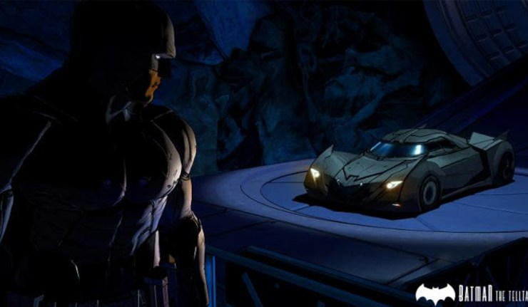 batman telltale game dc comics news