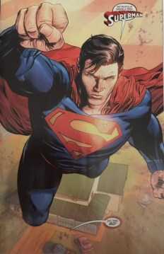 Action 957 job for Superman