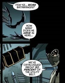 Detective Comics 937 munitions