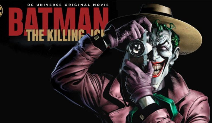 Batman: The Killing Joke San Diego Comic Con dc comics news