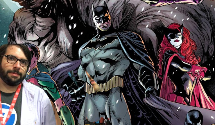 James Tynion IV Detective Comics dc comics news SDCC