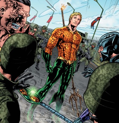 Aquaman 3 Splash