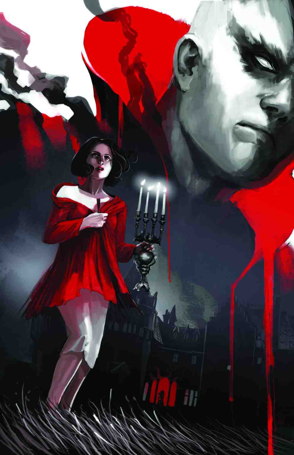 Images from Deadman: Dark Mansion of Forbidden Love