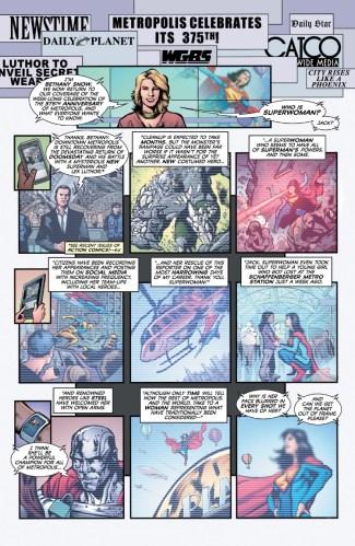 Superwoman 1 media page