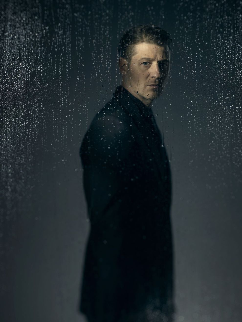 GOTHAM: Ben McKenzie.  ©2016 Fox Broadcasting Co. Cr: Kevin Lynch/FOX