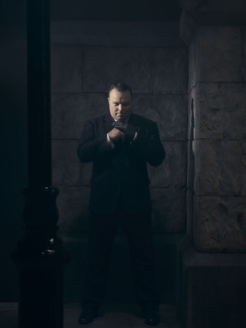 GOTHAM: Drew Powell ©2016 Fox Broadcasting Co. Cr: Kevin Lynch/FOX