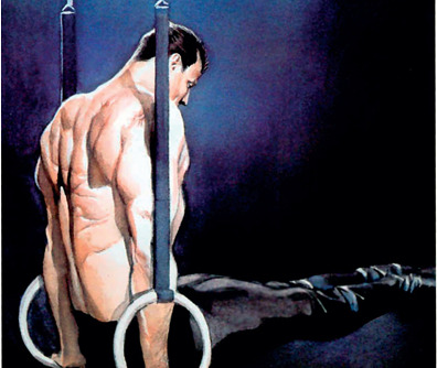 Bruce Wayne Training
