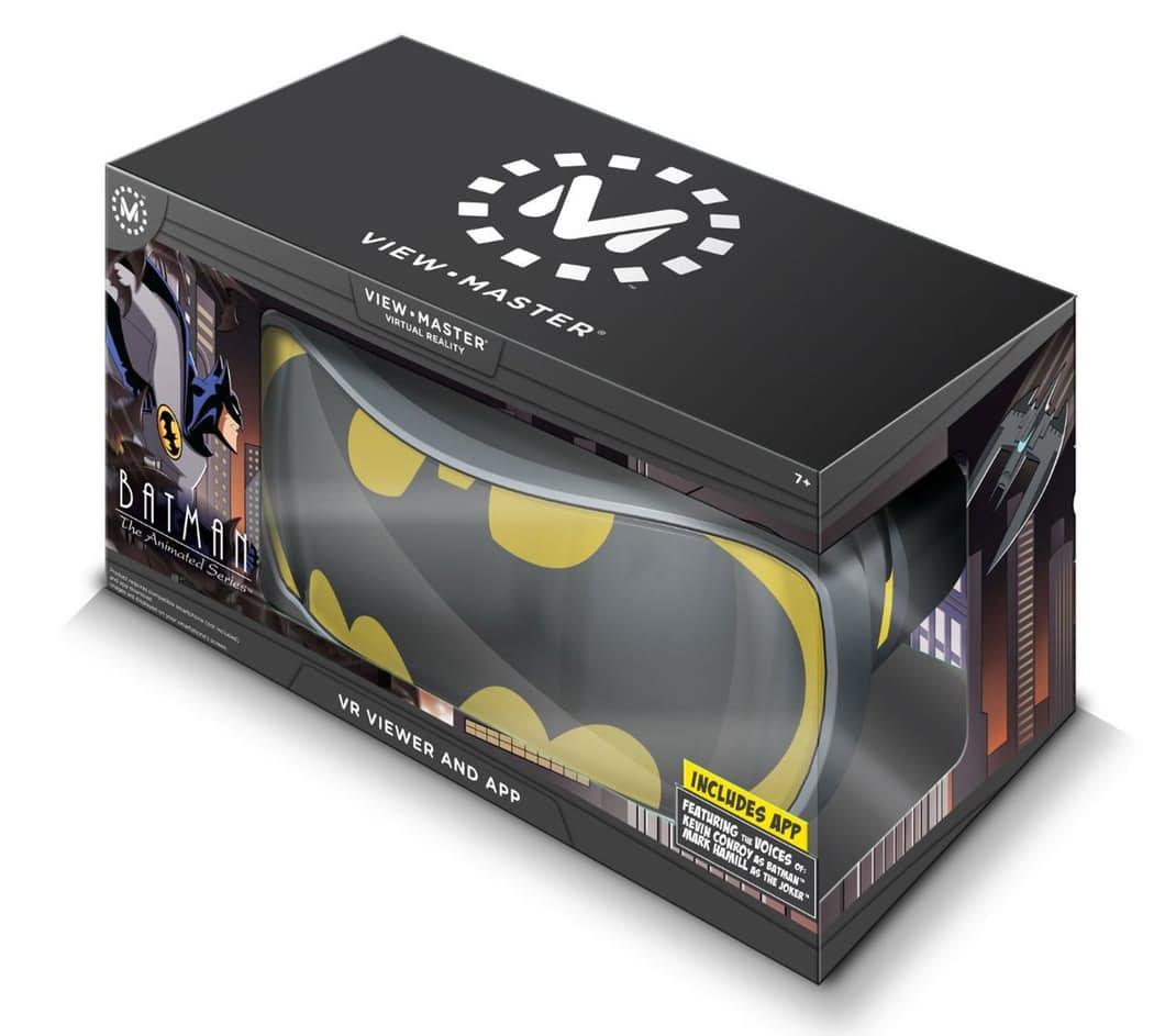 Batman VR DC Comics News