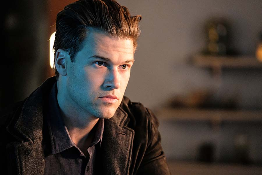 "DC's Legends of Tomorrow --""Out Of Time ""-- Image LGN201b_0233.jpg Pictured: Nick Zano as Nate Heywood -- Photo: Robert Falconer/The CW -- Ì?å© 2016 The CW Network, LLC. All Rights Reserved."
