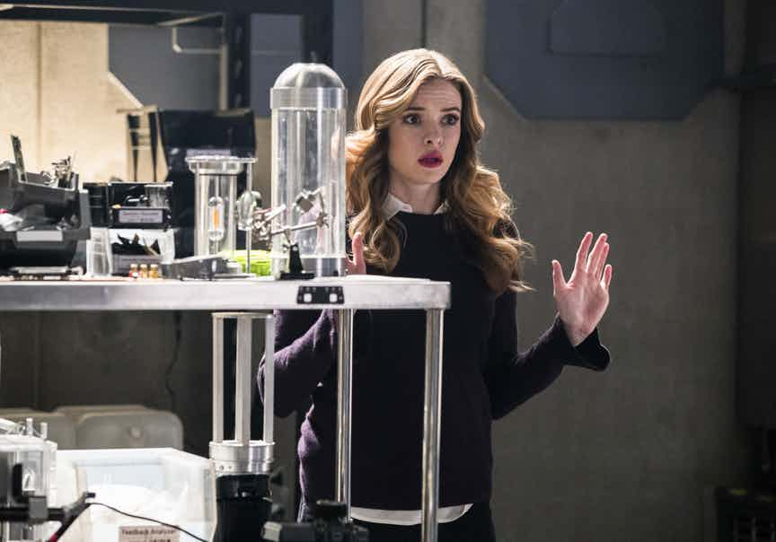 "The Flash -- "" Abra Kadabra"" -- FLA318b_0102b.jpg -- Pictured: Danielle Panabaker as Caitlin Snow -- Photo: Jack Rowand/The CW -- © 2017 The CW Network, LLC. All rights reserved."
