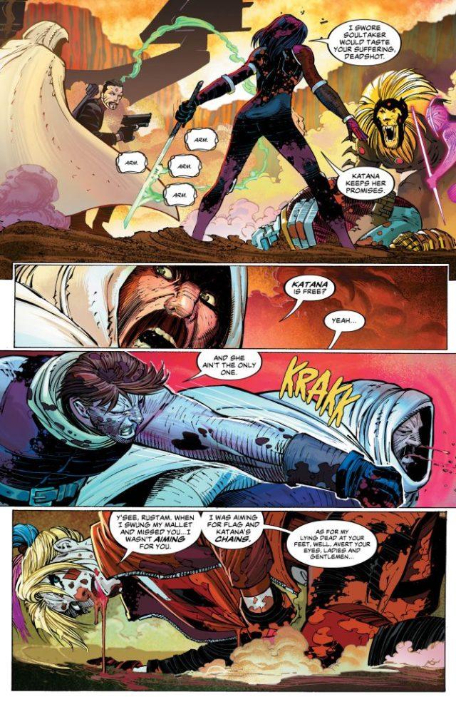 Review: Suicide Squad #15