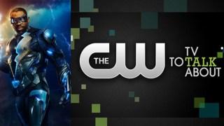 The CW Network Black Lightening dc comics news