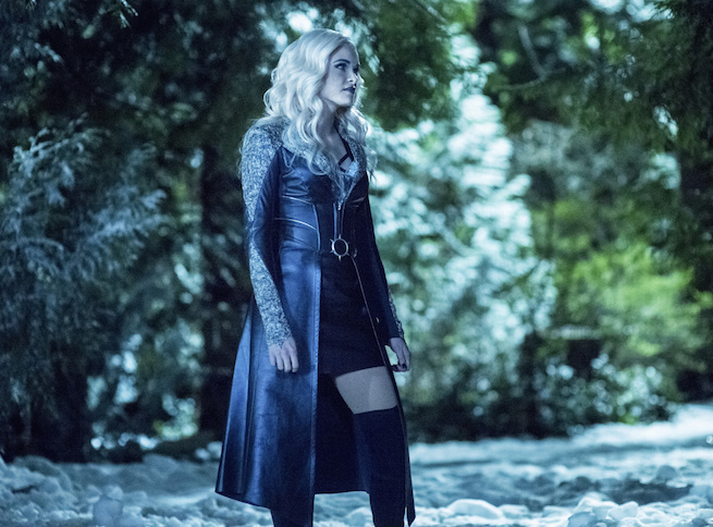 """The Flash -- """"Infantino Street"""" -- FLA322b_0242b.jpg -- Pictured: Danielle Panabaker as Killer Frost -- Photo: Dean Buscher /The CW -- © 2017 The CW Network, LLC. All rights reserved."""