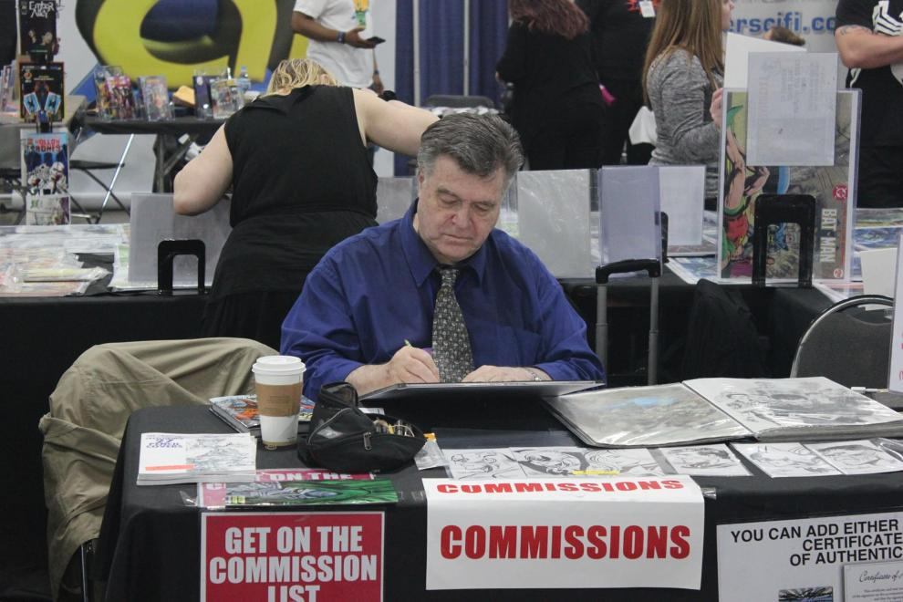 Industry icon Neal Adams
