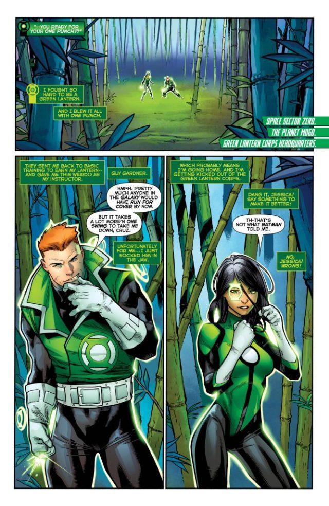 Review: Green Lanterns #24