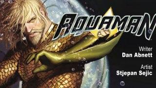 Aquaman 25 - DC Comics News
