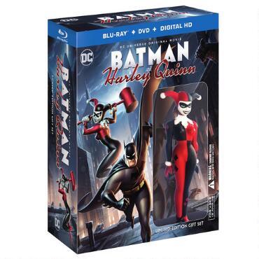 Blu-Ray Combo W/HarleyQuinn