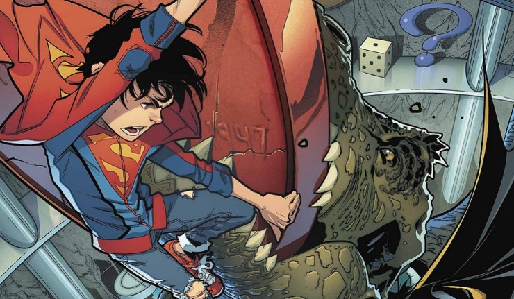Super Sons #5 cover