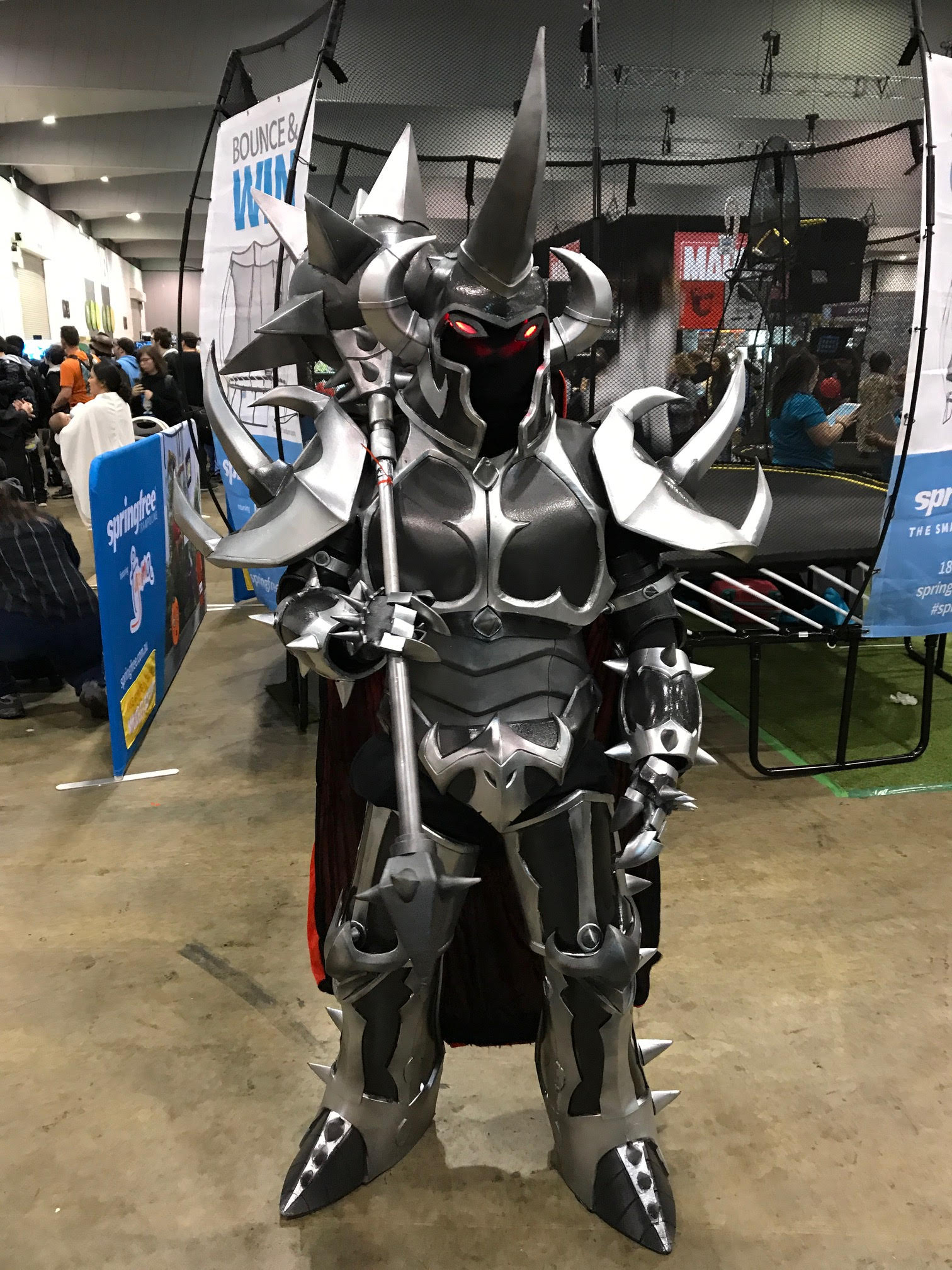 This Cosplayer stole the show!