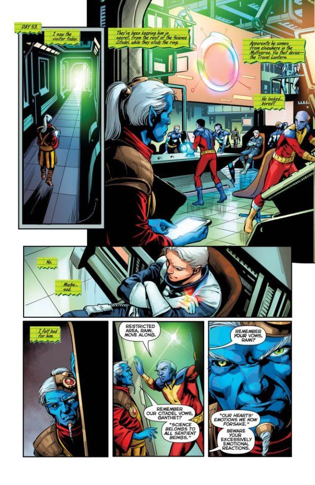 Review: Green Lanterns #26
