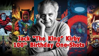 Jack Kirby 100 - DC Comics News