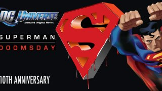 DC Animated 1 - Superman Doomsday - DC Comics News