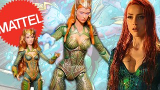 Mera and the Justice League - DC Comics News