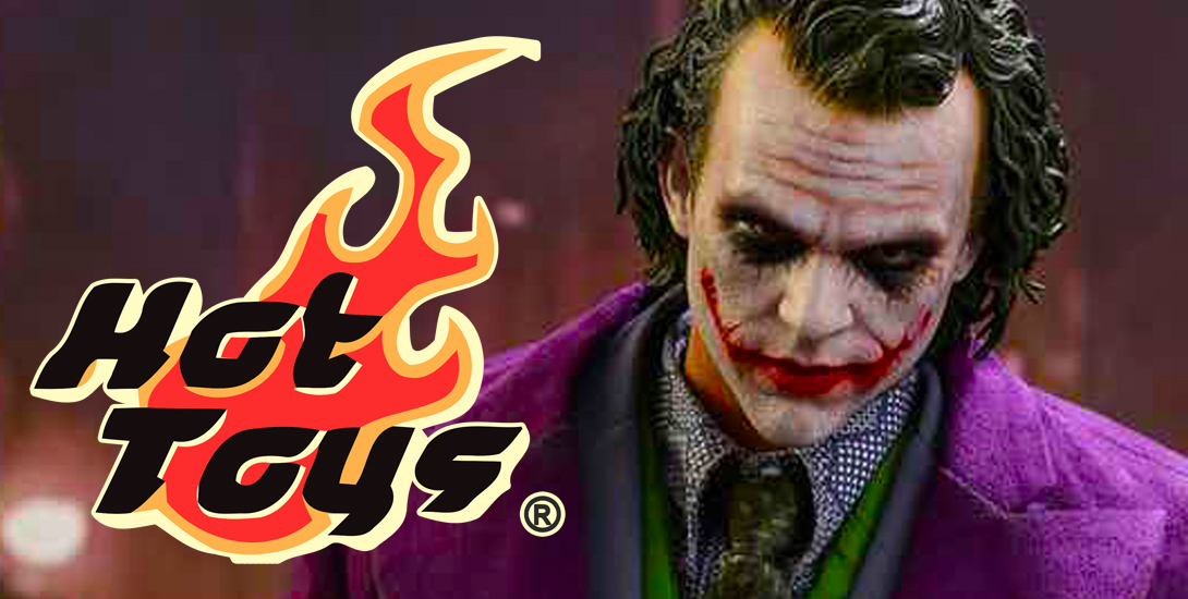 Hot toys dark knight joker 740