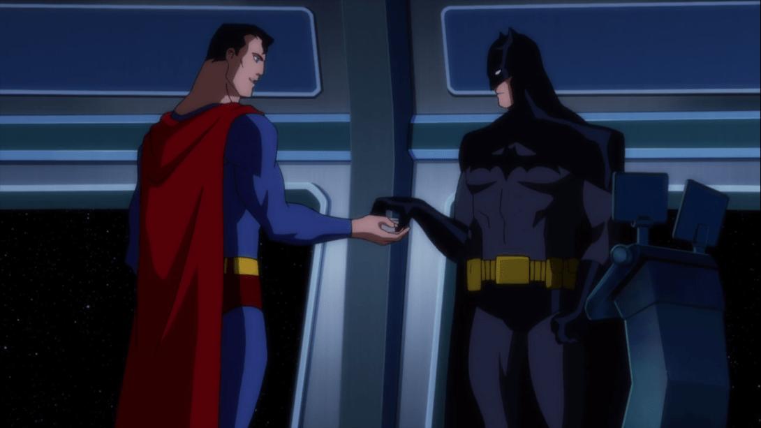 Superman-Gives-Batman-the-Kryptonite-Bullet