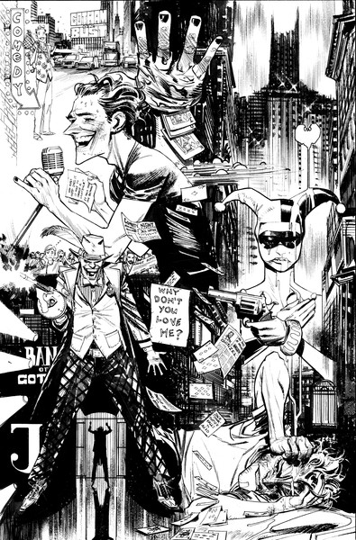 Batman White Knight 4 - DC Comics News
