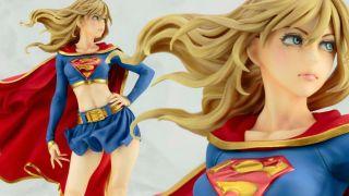 Kotobukiya-Supergirl-dc-comics-news