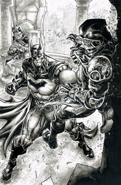 Batman TMNT 2 - DC Comics News