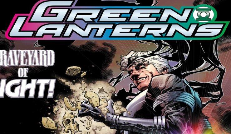 Review: Green Lanterns #31